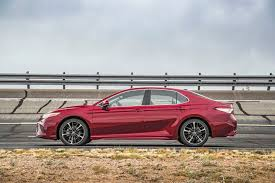 toyota canada 11 cool facts about the 2018 toyota camry motor trend canada
