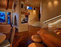 Santa Fe Style Interior Design by Roaring Fork Builders Projects Santa Fe Style