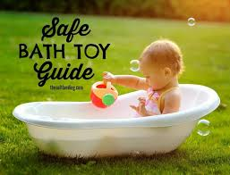 safe bath toy guide the soft landing