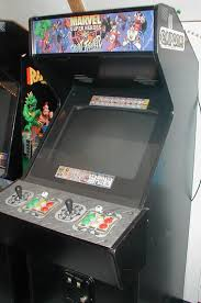 Super Cabinet Marvel Super Heroes Vs Street Fighter Arcade Cabinet Google