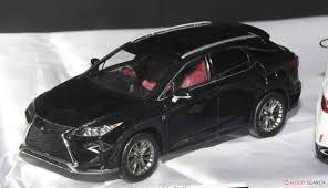 lexus rx200t jp lexus rx200t f sports graphite black diecast car images list
