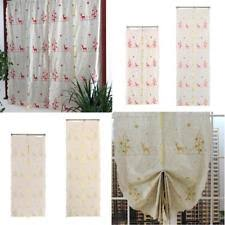 Pull Up Curtains Voile Animal Print Curtains Ebay