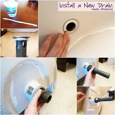 How To Install A Moen Kitchen Faucet How To Install A New Bathroom Faucet In A Pedestal Sink Moendiyer