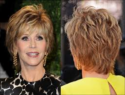 back view of short shag hairstyles view of short shaggy hairstyles pic