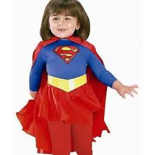 Superhero Halloween Costumes Girls Girls Superhero Costume Ebay