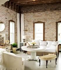 exposed brick wall decorating ideas brick wall designs
