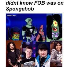 Emo Band Memes - image result for spongebob emo songs band memes your pinterest