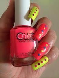 nail polish palacecolor club peace love u0026polish u0026 not so mellow yellow