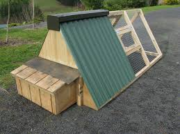 chicken coop plans free a frame with chicken coop build plans free