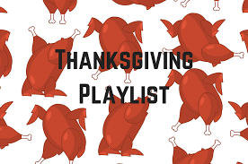 songs to rock your thanksgiving