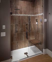 small corner showers bathroom nice teak shower bench for bathroom furniture ideas