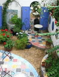 Garden Veranda Ideas Garden Yard Decor Best Tiles Ideas On Small Veranda One Of Gardens