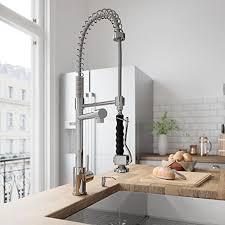 vigo kitchen faucets touch on kitchen sink faucets vigo zurich single handle pull