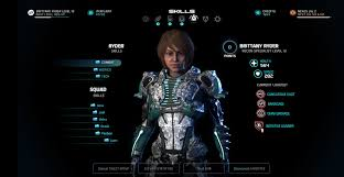 mass effect andromeda profiles best skills abilities power