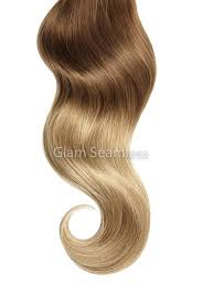 ombre extensions 4 6 27 golden brown ombre hair extensions glam seamless