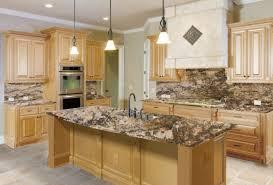 Kitchen Granite Ideas Kitchen Amusing Granite Kitchen Countertops With Maple Cabinets