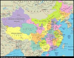 map of china political map of china china atlas