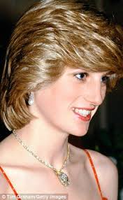 feather cut hairstyle 60 s style diana hairstyle that was her crowning glory daily mail online