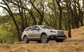 subaru outback 2018 vs 2017 2017 subaru outback vs 2017 toyota highlander comparison review by