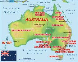 atlas map of australia map of australia map in the atlas of the world world atlas
