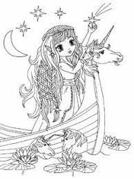 anime princess u0026 fairies artist elena yalcin anime asian art