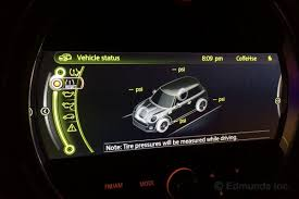 kia sedona tpms light tpms gremlins got us good 2014 mini cooper hardtop long term road test