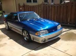 1990 ford mustang 1990 ford mustang gt ebay