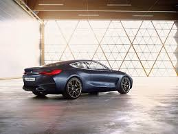 bmw series coupe bmw unveils concept 8 series coupe designed as a driver s car