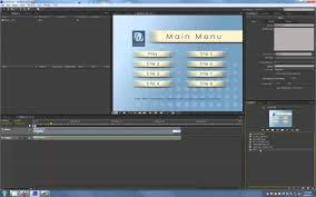 free encore menu templates adobe encore cs6 tutorial creating menus and timelines