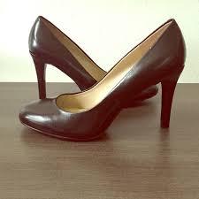 78 off nine west shoes nine west black heels 3 u00261 2 inch heels