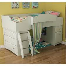 South Shore Bunk Bed South Shore Imagine Loft Bed In White 3560a3