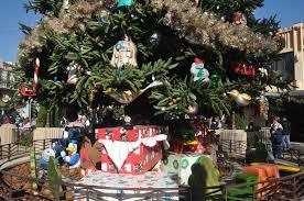 california adventure around the christmas holidays kelsey bang