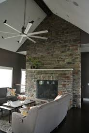 25 best stone style stack ease images on pinterest stone stoned full wall fireplace with hearth dakota cut cobble and laytite j n stone