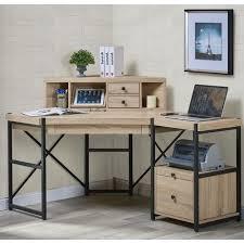 turnkey products llc hancock corner desk with hutch walmart com