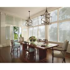 Window Treatments For Dining Room Hunter Douglas Window Treatments The Home Depot