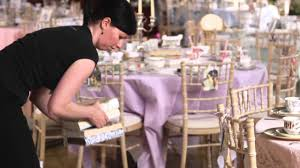 a wedding planner working with a wedding planner bay frontier