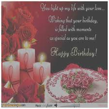greeting cards beautiful birthday greeting card for lover
