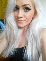 how to make hair white 32 best white hair images on coloring hair and hair dos