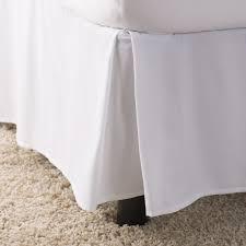 Platform Bed Skirt - bed skirts u0026 dust ruffles