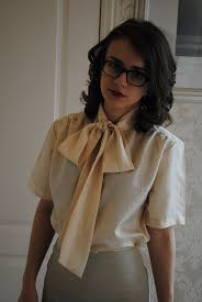 blouses with bows bow blouse by veronarmon on deviantart