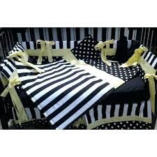 Black And White Crib Bedding Set Black And White Baby Blankets Black And White Modern Baby Nursery