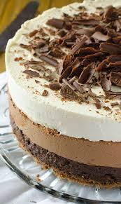 best 25 triple chocolate mousse cake ideas on pinterest