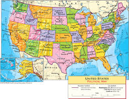 map us states bordering canada map of us states geography regionmapus thempfa org