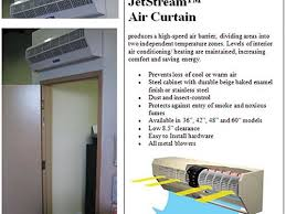 Air Curtains For Doors Air Door And Air Curtains Curtains