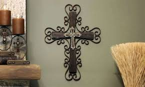 rustic wooden crosses wall cross decor rustic wooden crosses wall decor fresh best cross