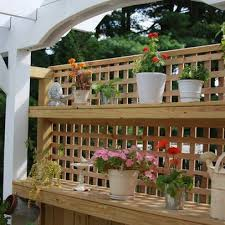 Privacy Walls For Patios by 63 Best Tub Privacy Screens Images On Pinterest Backyard
