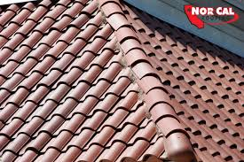 Metal Roof Tiles Comparison Of Asphalt Shingles And Metal Roofing Orland Ca