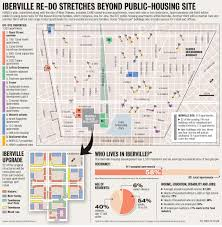 Map Of French Quarter New Orleans by Hano Gets 30 5 Million To Re Do Iberville Public Housing Complex