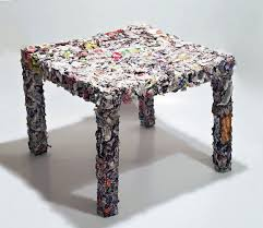 Furniture Recycling Table Made From Recycled Ikea Catalogue U2022 Recyclart