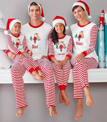 family matching pajamas clothing
